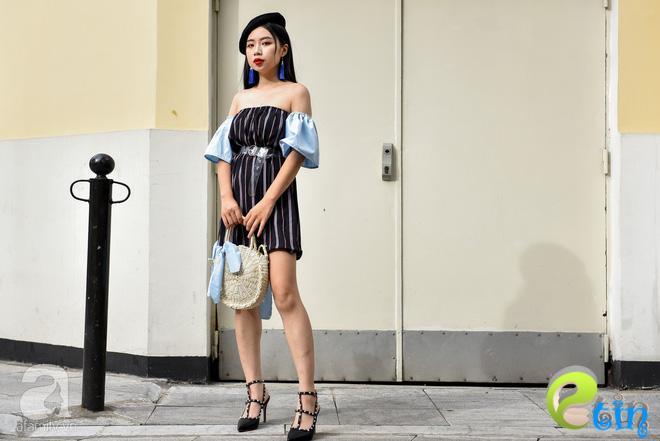 Học cách diện đồ đũi đẹp và sang như các quý cô miền Bắc trong street style tuần này - Ảnh 15.