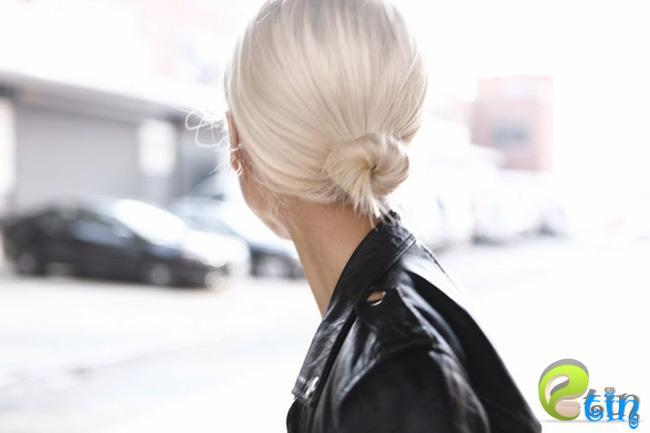 Những kiểu tóc búi hay ho cho tóc ngắn có thể bạn chưa từng nghĩ tới - Ảnh 7.