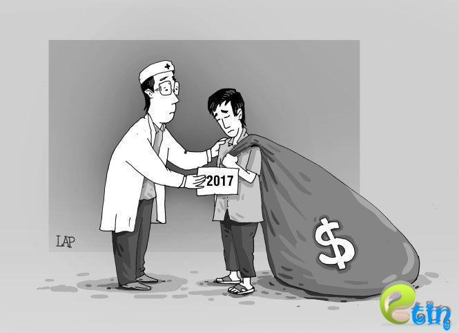 Chữa viêm gan C ở Việt Nam đắt gấp 10 lần Ai Cập, Ấn Độ