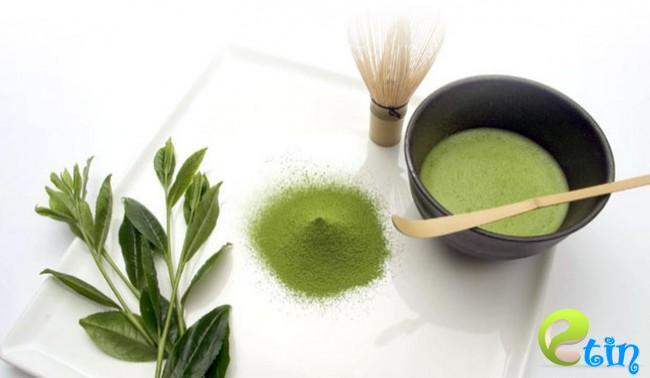 Trà xanh có tính kháng khuẩn tự nhiên, thải độc da hiệu quả