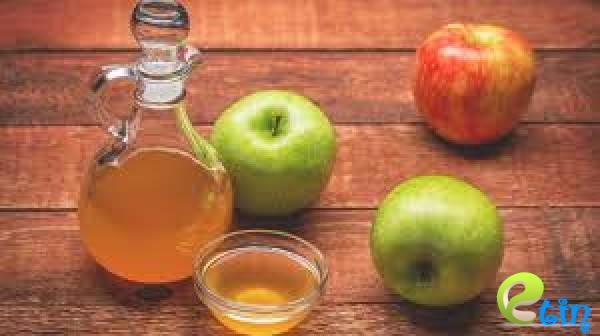 Giấm táo có công dụng trị mụn, trắng da hiệu quả