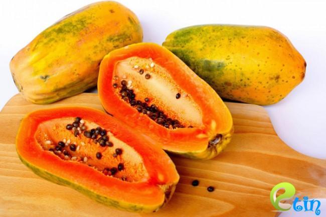 Bí kíp làm đẹp châu Á phần 4: Phụ nữ Thái dưỡng da trắng ngần bằng trái đu đủ