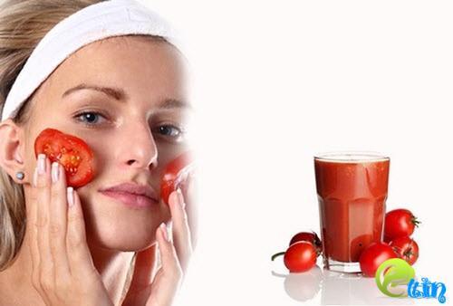 Da đẹp ngày đông chỉ với 1 quả cà chua: Không chỉ sáng mịn mà còn hết sạch vết thâm mụn